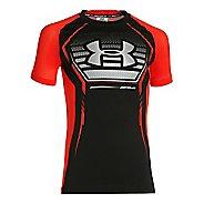 Under Armour Boys Armour Up Short Sleeve T Sleeveless & Tank Tops Technical Tops