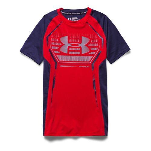 Kids Under Armour�Armour Up Short Sleeve T