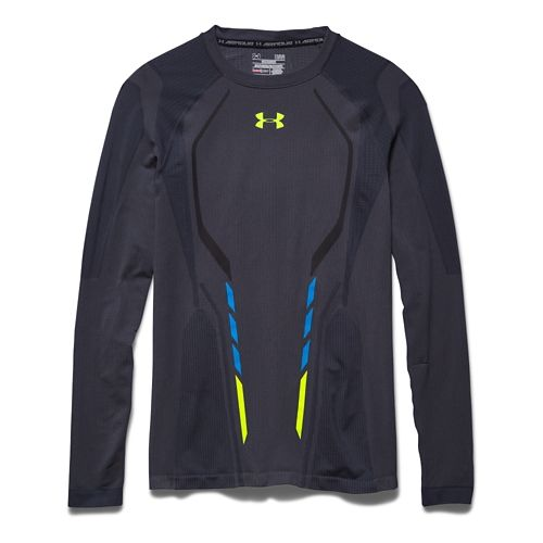 Men's Under Armour�Seamless Heatgear Longsleeve