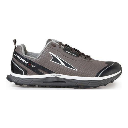 Mens Altra Lone Peak Polartec Neoshell Trail Running Shoe - Walnut 12.5