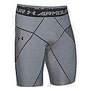 Mens Under Armour Heatgear Coreshort Boxer Brief Underwear Bottoms