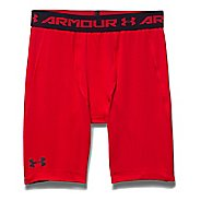 Kids Under Armour HeatGear Fitted Short Long Boxer Brief Underwear Bottoms