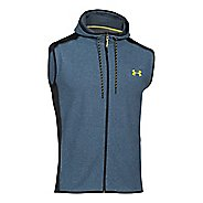Mens Under Armour Coldgear Infrared Survival Fleece Outerwear Vests
