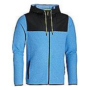 Mens Under Armour ColdGear Infrared Survival Fleece Full-Zip Hoodie & Sweatshirts Technical Tops
