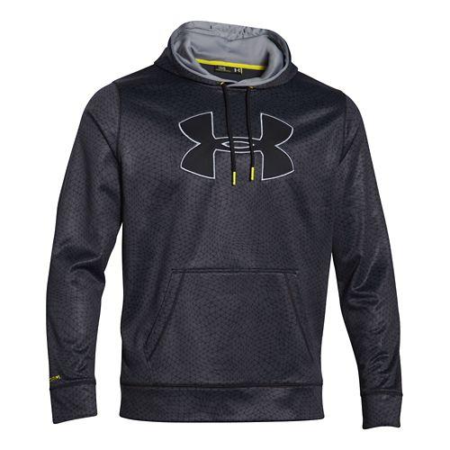 Men's Under Armour�Storm Armour Fleece Big Logo Printed Hoody