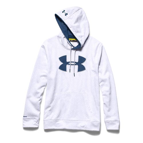 Men's Under Armour�Storm Armour Fleece Big Logo Printed Hoody