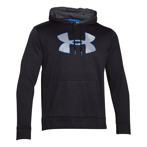 Men's Under Armour�Storm Armour Fleece Big Logo Twist Hoody