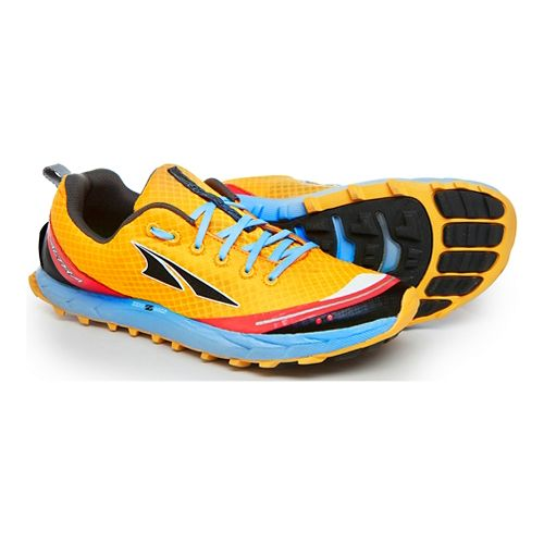 Superior 2.0 Trail Running Shoe - Orange/Blue 8
