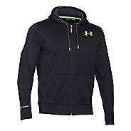 Mens Under Armour Storm Armour Fleece Zip Hoody Outerwear Jackets