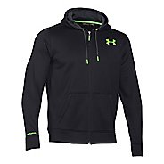 Mens Under Armour Storm Armour Fleece Zip Hoody Outerwear Jackets