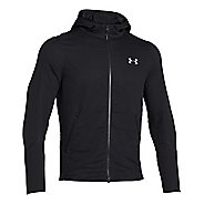 Mens Under Armour Polartec Alpha Hybrid Full-Zip Hoody Outerwear Jackets