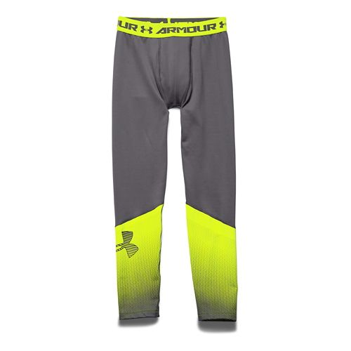 Kids Under Armour�ColdGear Big Logo Fitted Legging