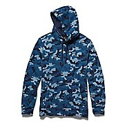 Mens Under Armour Rival Cotton Novelty Hoody Outerwear Jackets