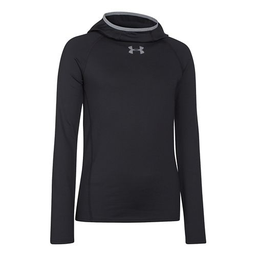 Kids Under Armour�ColdGear Fitted Ninja Hoody
