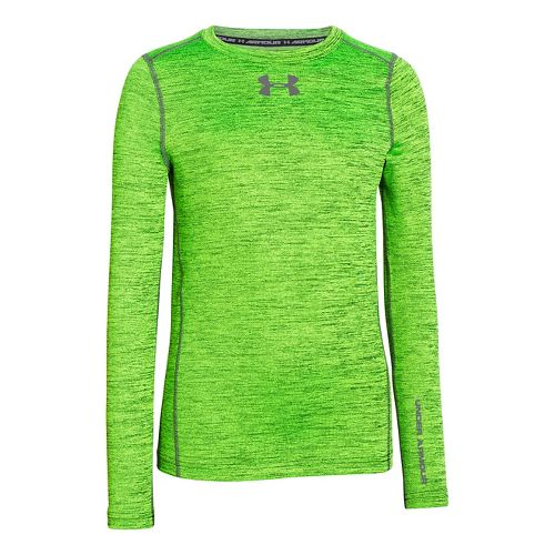 Kids Under Armour�ColdGear Armour Twist Crew