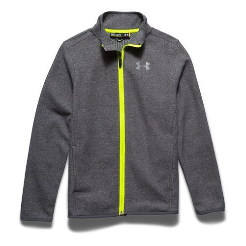 Kids Under Armour�The ColdGear Infrared Survival Fleece Jacket