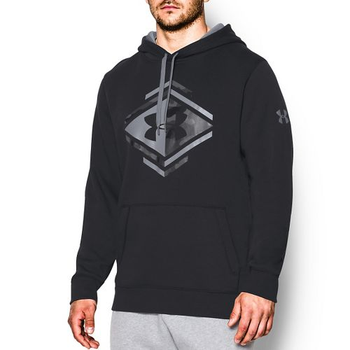 Men's Under Armour�Rival Cotton Chest Camo Graphic Hoody