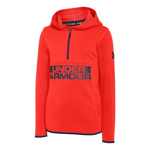 Kids Under Armour�ColdGear Infrared Fleece Hoody