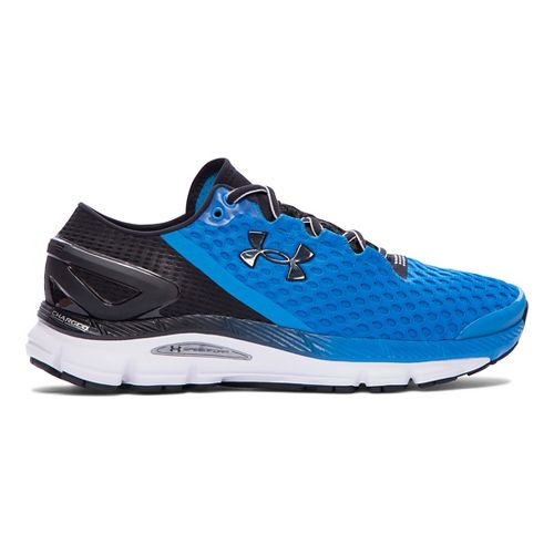 Mens Under Armour Speedform Gemini 2 Running Shoe - Snorkel/White 12