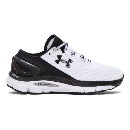 Womens Under Armour Speedform Gemini 2 Running Shoe - White 8