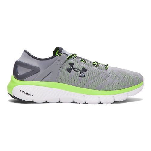 Mens Under Armour Speedform Fortis Vent Running Shoe - Steel 10.5