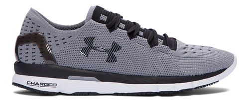 Mens Under Armour Speedform Slingshot Running Shoe - Grey/White 7