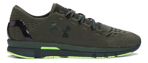 Mens Under Armour Speedform Slingshot Running Shoe - Downtown Green/Loche 15