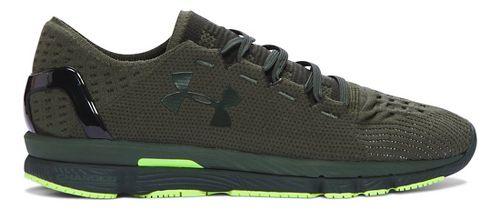 Mens Under Armour Speedform Slingshot Running Shoe - Downtown Green/Loche 8.5