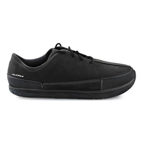 Mens Altra Instinct Everyday Casual Shoe - Black 11.5
