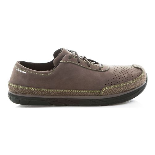 Womens Altra Intuition Everyday Casual Shoe - Grey 8