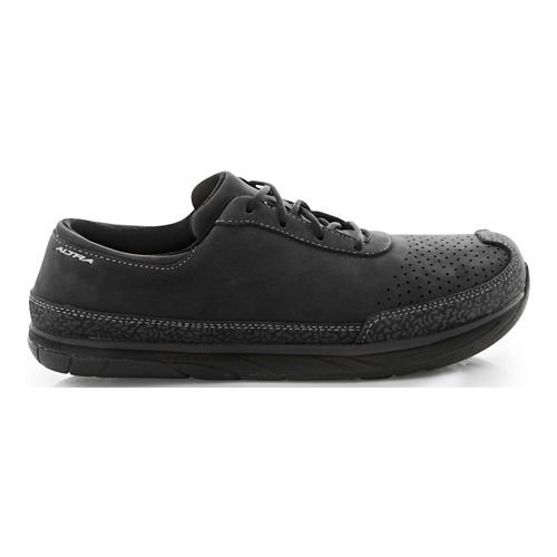 Womens Altra Intuition Everyday Casual Shoe - Black 6