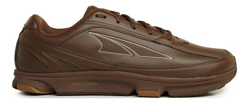Mens Altra Provision Walking Shoe - Brown 7