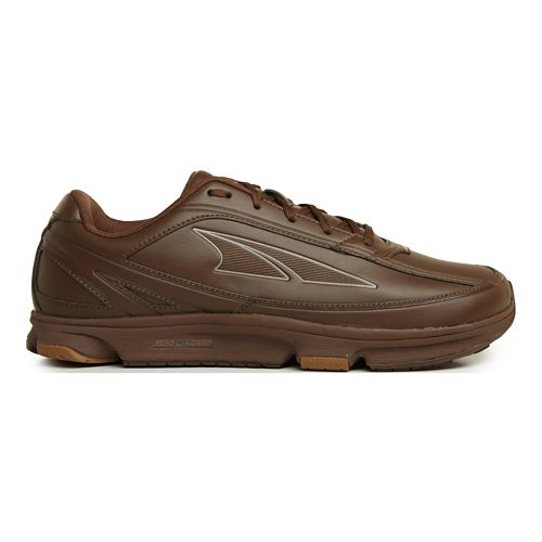 Mens Altra Provision Walking Shoe - Brown 9
