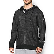Mens Under Armour Beast Fleece Full-Zip Hoody Outerwear Jackets