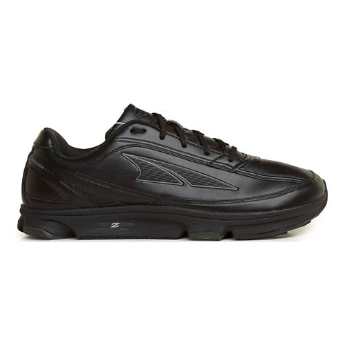 Womens Altra Provision Walking Shoe - Black 8.5
