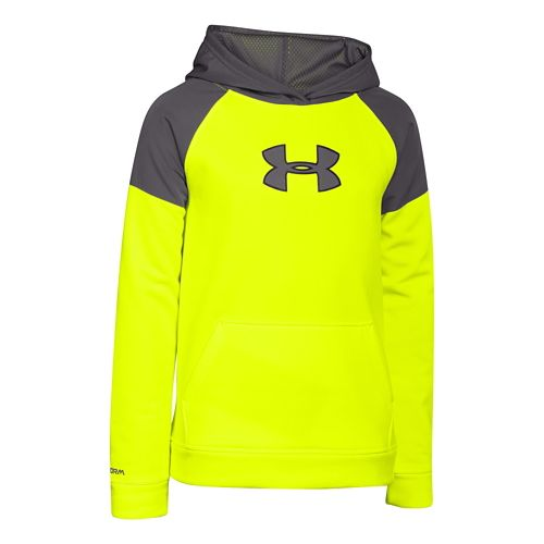 Kids Under Armour�Storm Fleece Woven Hoody