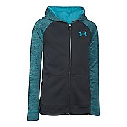 Kids Under Armour Storm Fleece Magzip Hoodie & Sweatshirts Technical Tops