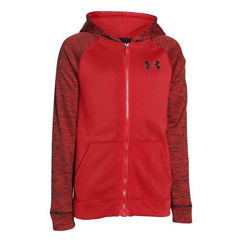 Kids Under Armour�Storm Fleece Magzip Hoody