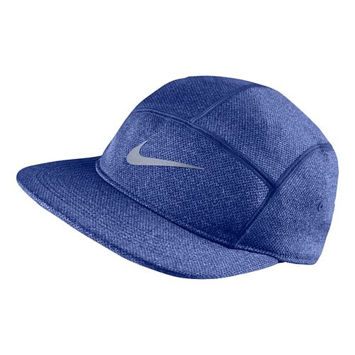 Nike Run Dri-FIT Knit AW84 Cap Headwear - Deep Royal