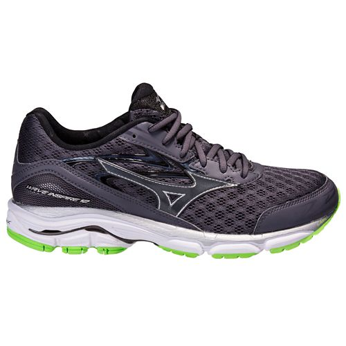 Mens Mizuno Wave Inspire 12 Running Shoe - Steel 9