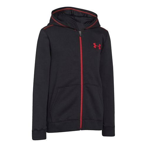 Kids Under Armour�Rival Cotton Full Zip Hoody