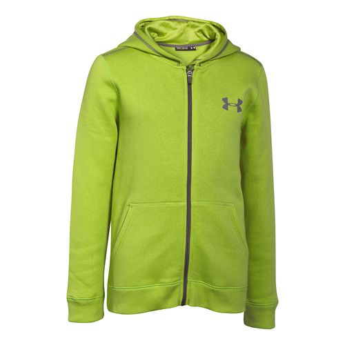 Children's Under Armour�Rival Cotton Full Zip Hoody