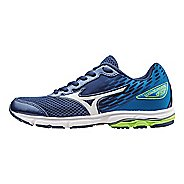 Kids Mizuno Wave Rider 19 Grade School Running Shoe