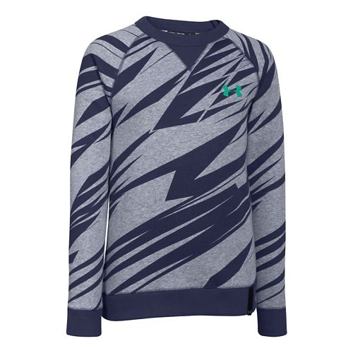 Kids Under Armour�Rival Cotton Crew