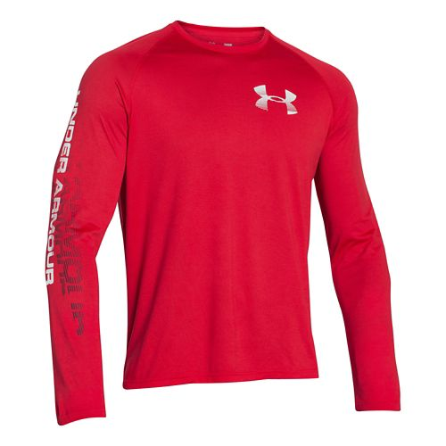 Men's Under Armour�Tech Longsleeve Graphic T