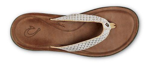 Womens OluKai Pua Sandals Shoe - Bubbly/Sahara 7
