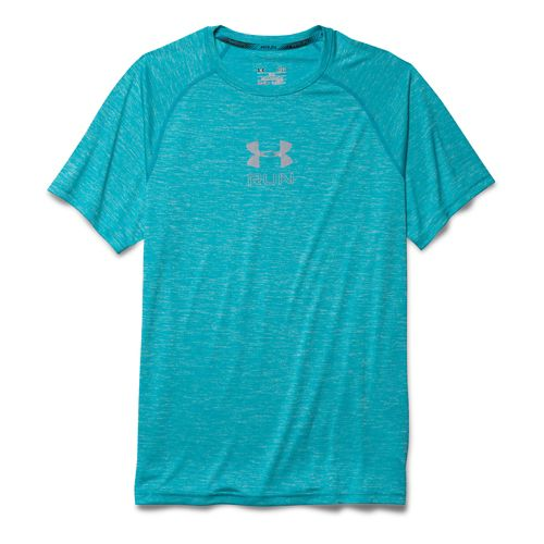 Men's Under Armour�Run Twist Shortsleeve T