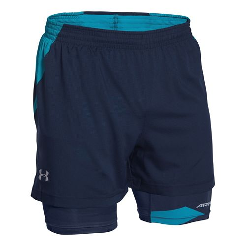 Men's Under Armour�Launch Racer 2-In-1 Short