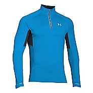 Mens Under Armour Launch 1/4 Zip Long Sleeve Technical Tops