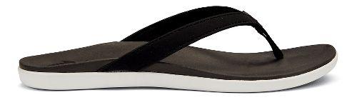 Womens OluKai Ho'opio Sandals Shoe - Trench Blue 9